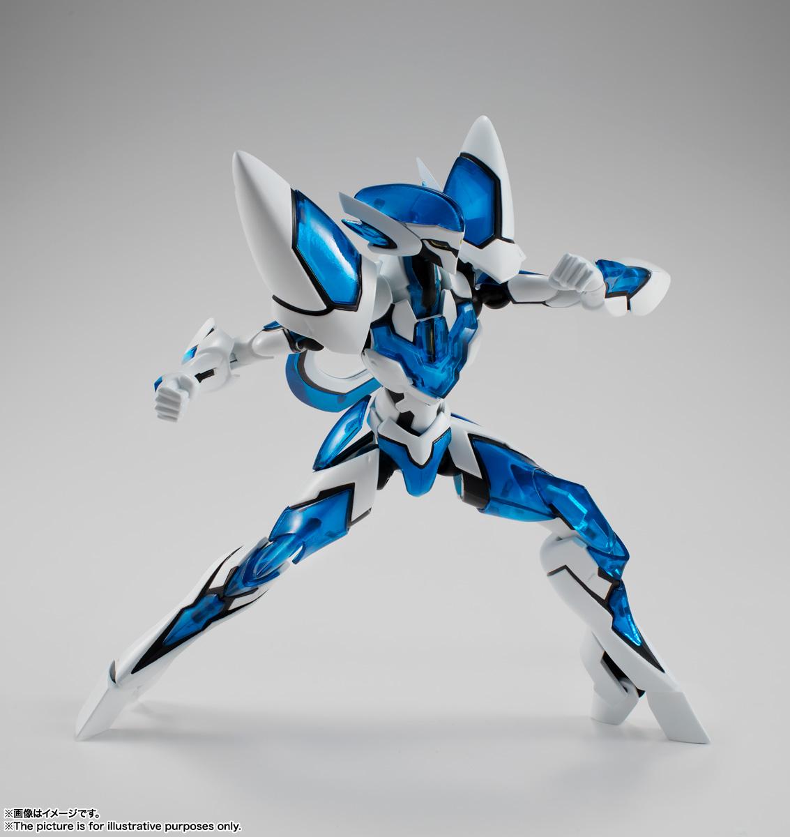 ROBOT魂〈SIDE BH〉『ブライハイト ムガ』バック・アロウ 可動フィギュア-003