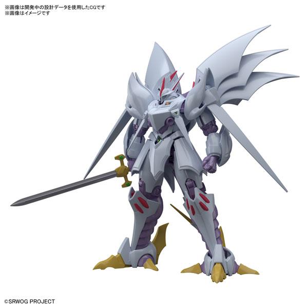 HG『サイバスター』スーパーロボット大戦OG プラモデル