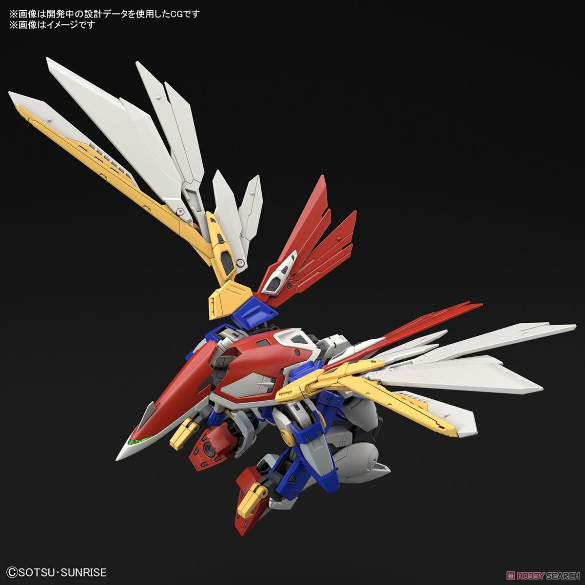 RG 1/144『ウイングガンダム』新機動戦記ガンダムW プラモデル-006