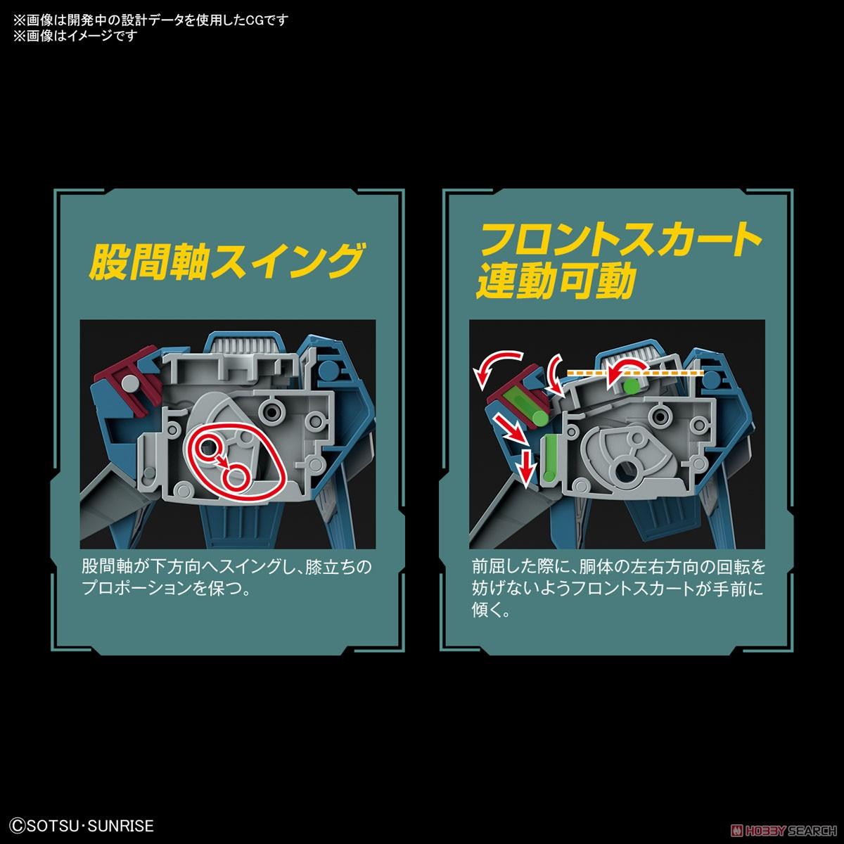 FULL MECHANICS 1/100『カラミティガンダム』ガンダムSEED プラモデル-008