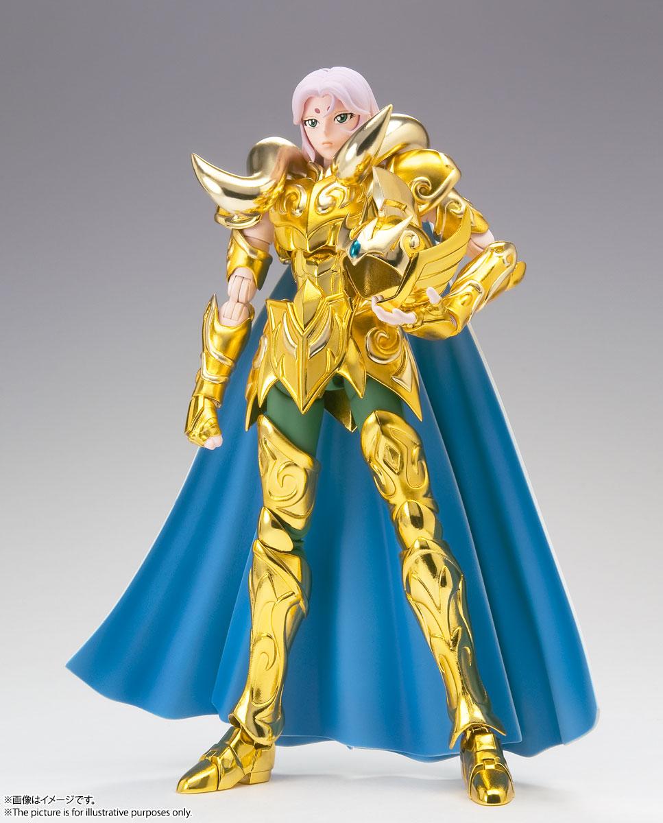 聖闘士聖衣神話EX『アリエスムウ〈リバイバル版〉』聖闘士星矢 可動フィギュア-001