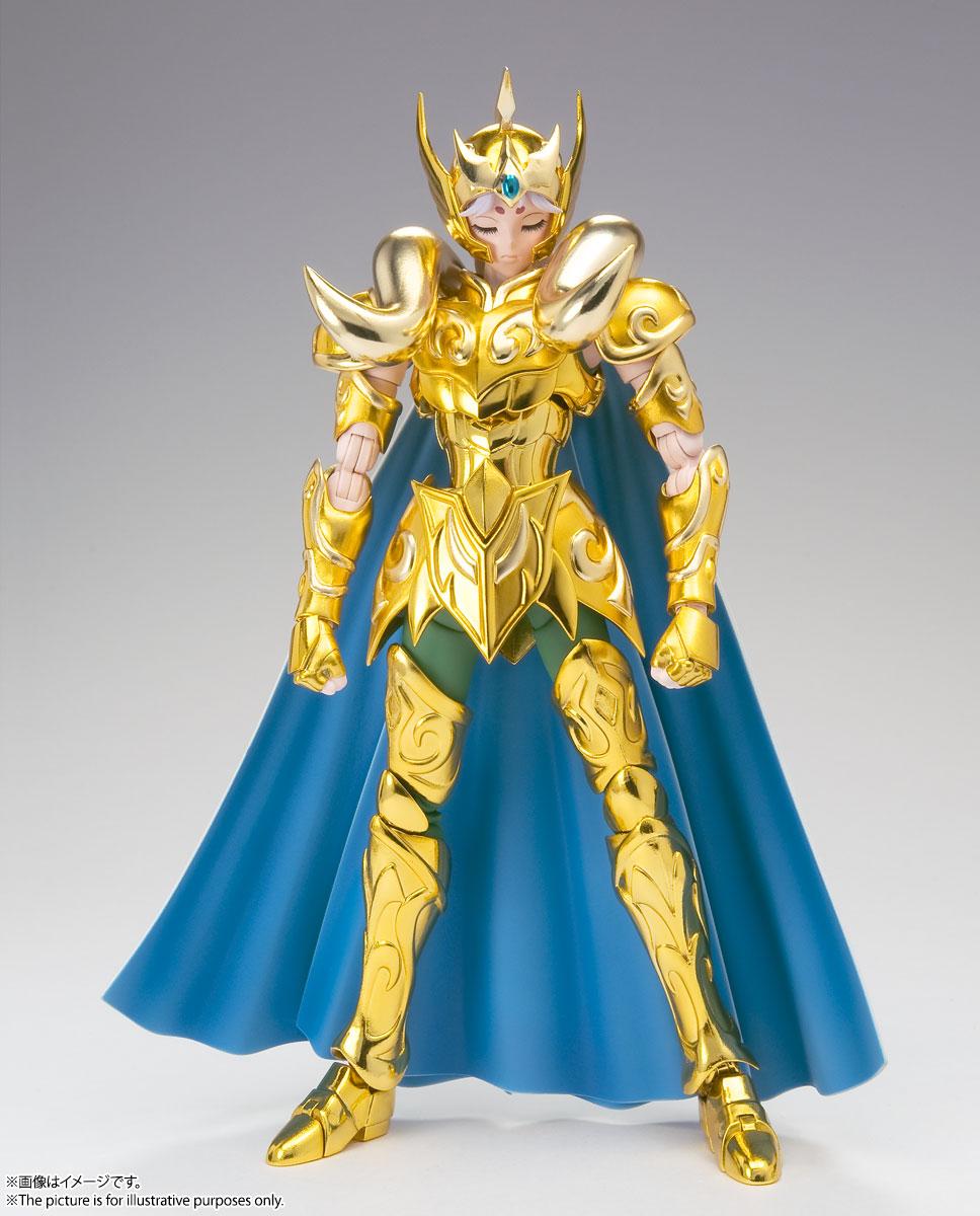 聖闘士聖衣神話EX『アリエスムウ〈リバイバル版〉』聖闘士星矢 可動フィギュア-002