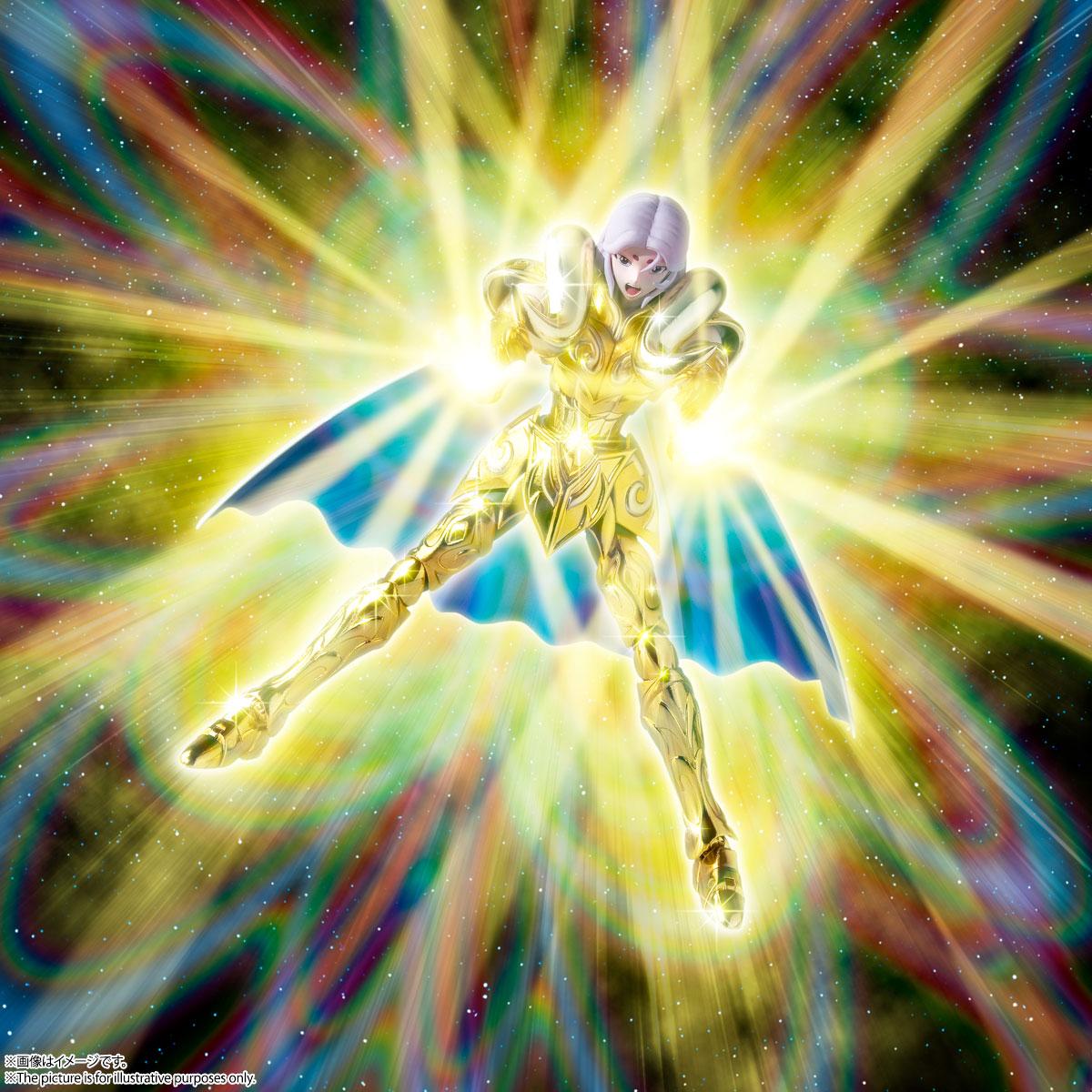 聖闘士聖衣神話EX『アリエスムウ〈リバイバル版〉』聖闘士星矢 可動フィギュア-012