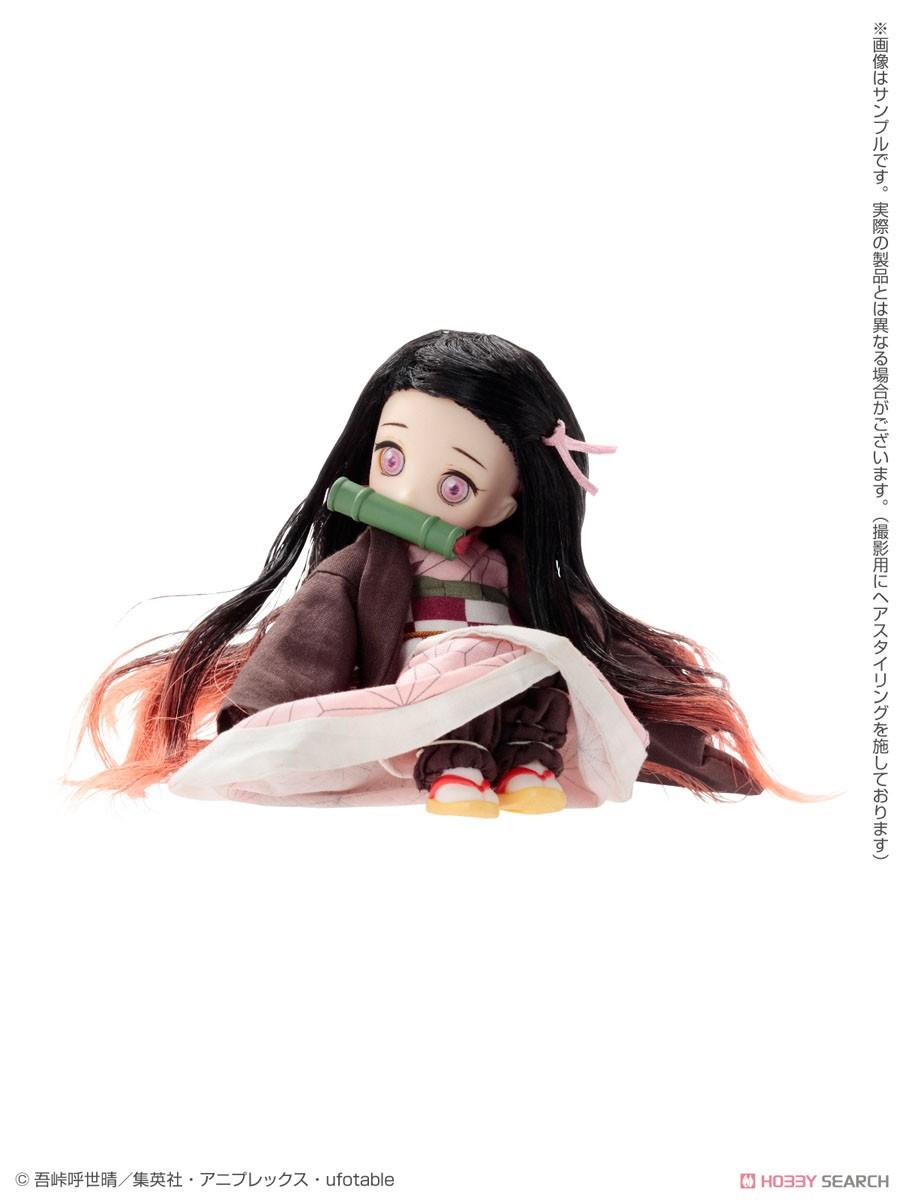DOLPokke(ドルポッケ)No.004『小さくなった禰豆子』鬼滅の刃 完成品ドール-003