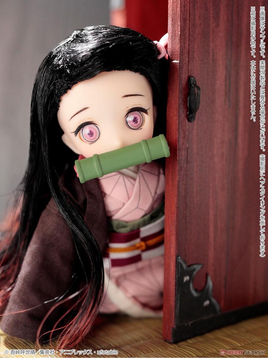 DOLPokke(ドルポッケ)No.004『小さくなった禰豆子』鬼滅の刃 完成品ドール-008