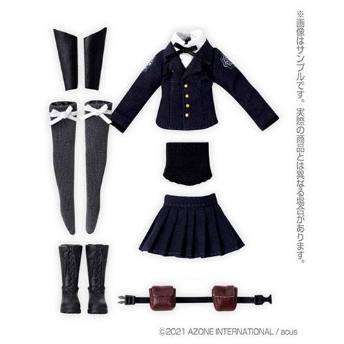 ピコニーモ用ウェア『相模女子 制服セット Sサイズ』1/12 ドール服