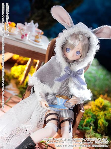 えっくす☆きゅーと ふぁみりー:Alice's TeaParty~お菓子なお茶会~『少年アリス/ノーア ver.1.1』1/6 完成品ドール