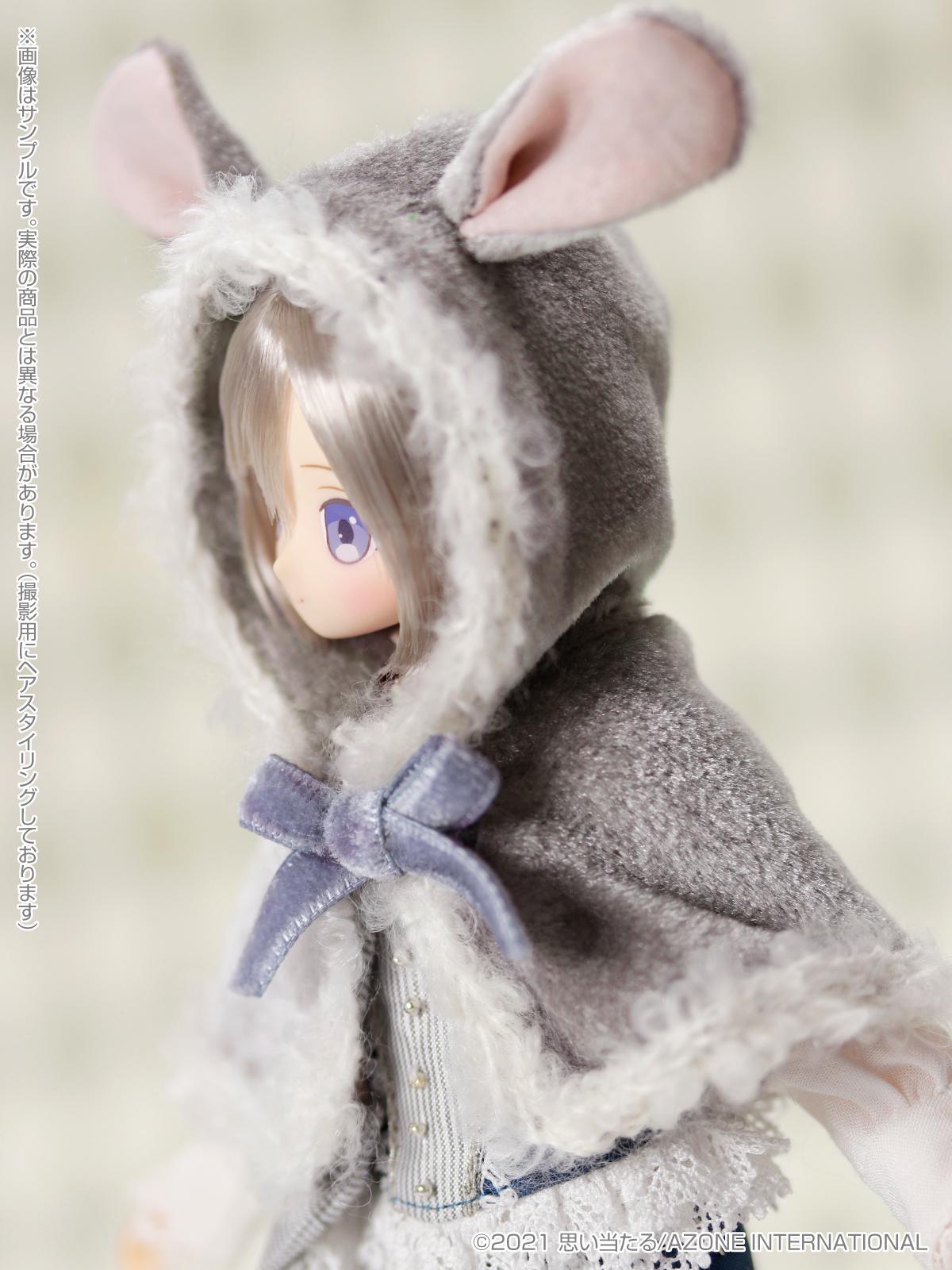 えっくす☆きゅーと ふぁみりー:Alice's TeaParty~お菓子なお茶会~『少年アリス/ノーア ver.1.1』1/6 完成品ドール-010