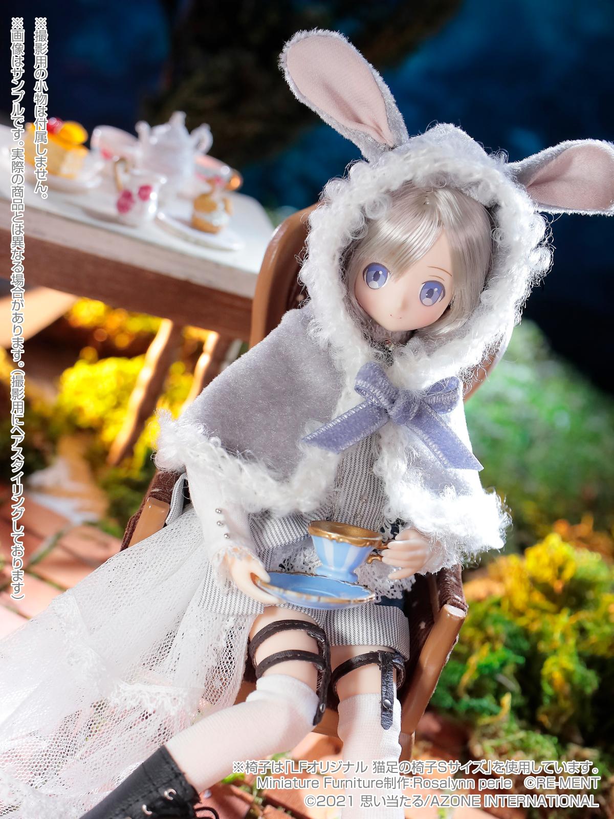 えっくす☆きゅーと ふぁみりー:Alice's TeaParty~お菓子なお茶会~『少年アリス/ノーア ver.1.1』1/6 完成品ドール-020