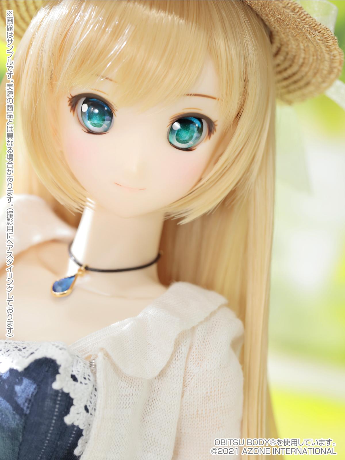 Iris Collect アイリス コレクト『スミレ/Minty kiss(通常販売ver.)』1/3 完成品ドール-004