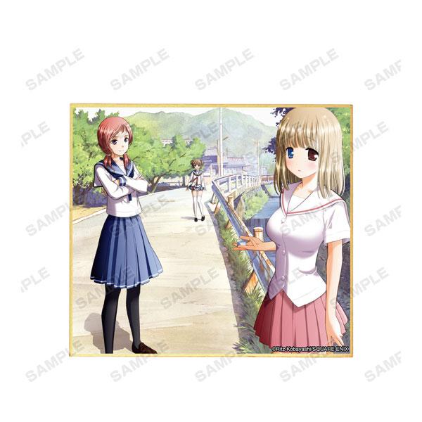 咲-Saki-『咲-Saki- トレーディングミニ色紙 ver.A』10個入りBOX-005