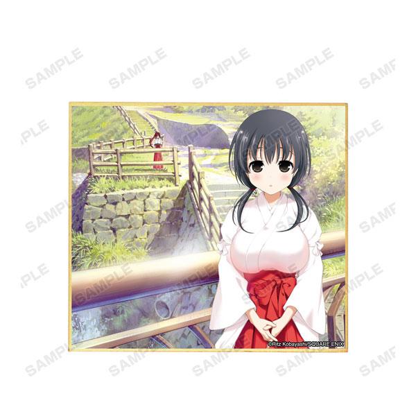 咲-Saki-『咲-Saki- トレーディングミニ色紙 ver.A』10個入りBOX-009