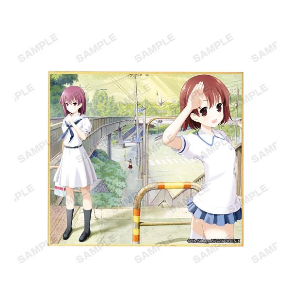 咲-Saki-『咲-Saki- トレーディングミニ色紙 ver.A』10個入りBOX-014