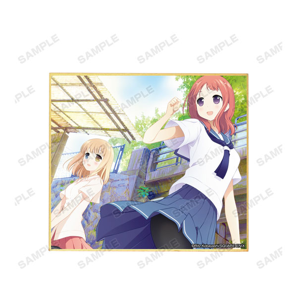 咲-Saki-『咲-Saki- トレーディングミニ色紙 ver.A』10個入りBOX-015