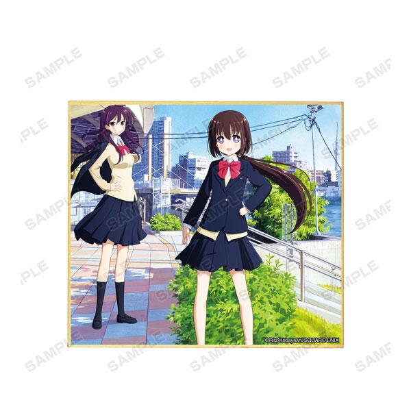 咲-Saki-『咲-Saki- トレーディングミニ色紙 ver.A』10個入りBOX-017