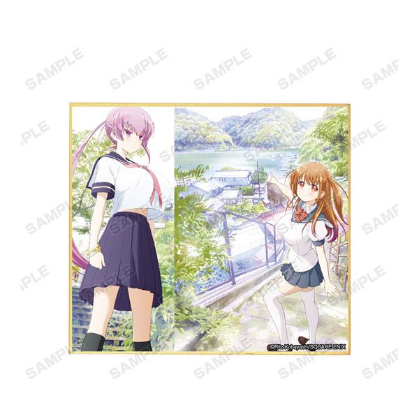 咲-Saki-『咲-Saki- トレーディングミニ色紙 ver.A』10個入りBOX-020