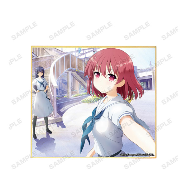 咲-Saki-『咲-Saki- トレーディングミニ色紙 ver.A』10個入りBOX-021