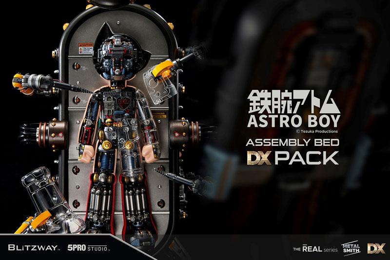 スパーブスケールスタチュー『ASTRO BOY:アトム クリア & ベッド スタチュー DXセット』鉄腕アトム 完成品フィギュア-003