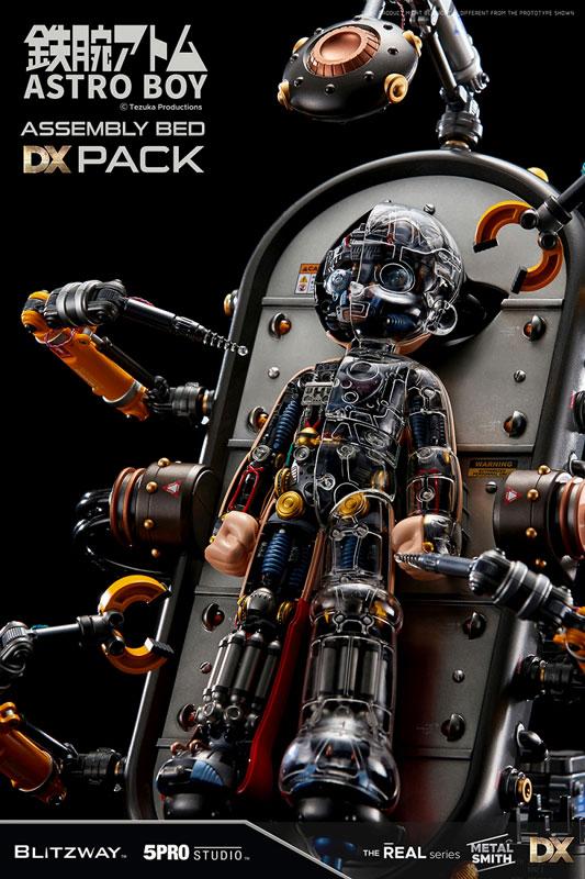 スパーブスケールスタチュー『ASTRO BOY:アトム クリア & ベッド スタチュー DXセット』鉄腕アトム 完成品フィギュア-004