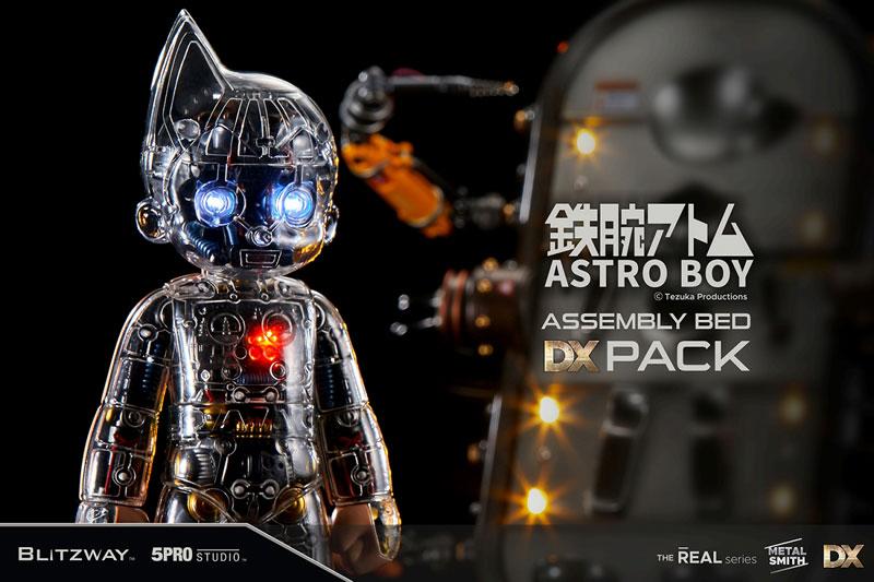 スパーブスケールスタチュー『ASTRO BOY:アトム クリア & ベッド スタチュー DXセット』鉄腕アトム 完成品フィギュア-030
