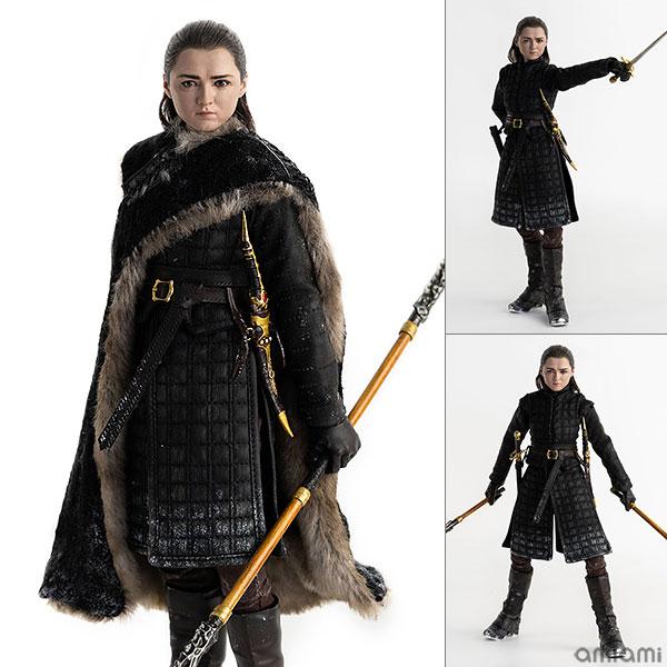 Game of Thrones『アリア・スターク(Arya Stark)シーズン8』ゲーム・オブ・スローンズ 1/6 可動フィギュア