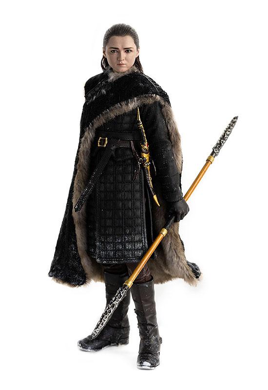 Game of Thrones『アリア・スターク(Arya Stark)シーズン8』ゲーム・オブ・スローンズ 1/6 可動フィギュア-001