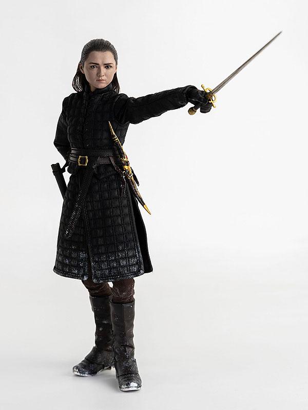 Game of Thrones『アリア・スターク(Arya Stark)シーズン8』ゲーム・オブ・スローンズ 1/6 可動フィギュア-002