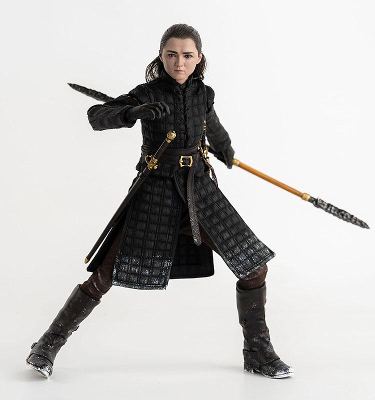 Game of Thrones『アリア・スターク(Arya Stark)シーズン8』ゲーム・オブ・スローンズ 1/6 可動フィギュア-003