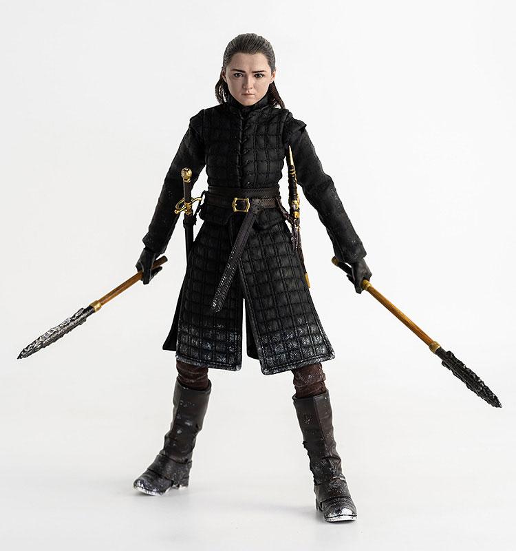 Game of Thrones『アリア・スターク(Arya Stark)シーズン8』ゲーム・オブ・スローンズ 1/6 可動フィギュア-004