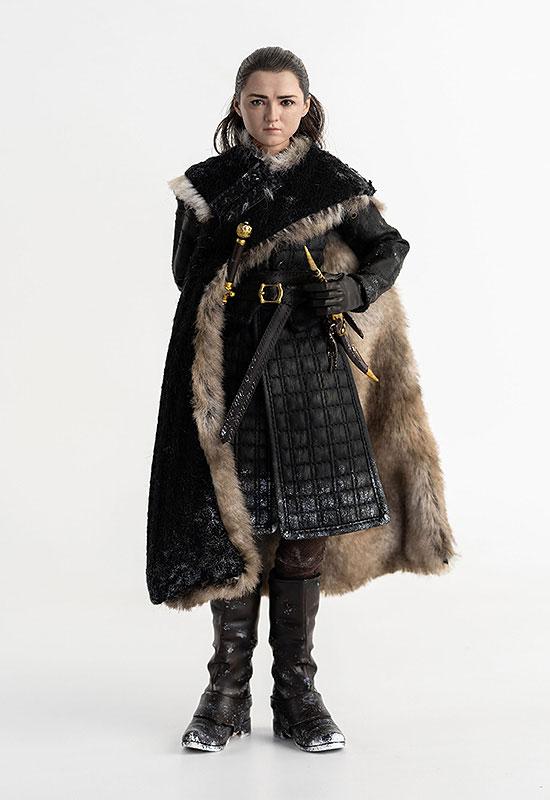 Game of Thrones『アリア・スターク(Arya Stark)シーズン8』ゲーム・オブ・スローンズ 1/6 可動フィギュア-005