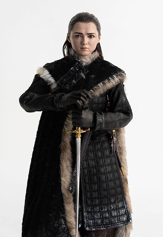 Game of Thrones『アリア・スターク(Arya Stark)シーズン8』ゲーム・オブ・スローンズ 1/6 可動フィギュア-006