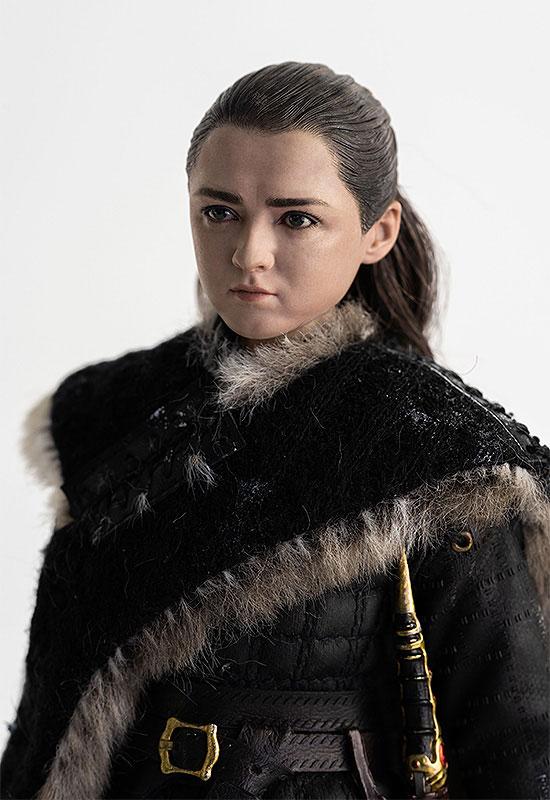 Game of Thrones『アリア・スターク(Arya Stark)シーズン8』ゲーム・オブ・スローンズ 1/6 可動フィギュア-007
