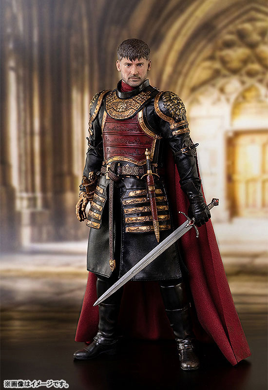 Game of Thrones『ジェイミー・ラニスター(Jaime Lannister)シーズン7』ゲーム・オブ・スローンズ 1/6 可動フィギュア-002