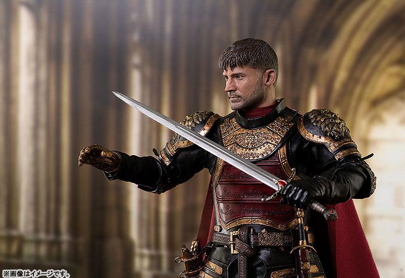 Game of Thrones『ジェイミー・ラニスター(Jaime Lannister)シーズン7』ゲーム・オブ・スローンズ 1/6 可動フィギュア-004