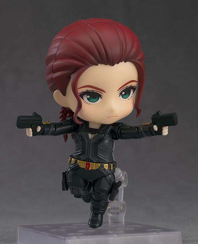 ねんどろいど『ブラックウィドウ Black Widow Ver. DX』デフォルメ可動フィギュア-005