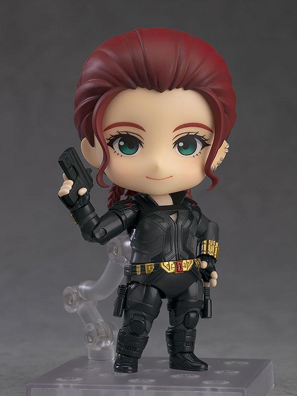 ねんどろいど『ブラックウィドウ Black Widow Ver. DX』デフォルメ可動フィギュア-006