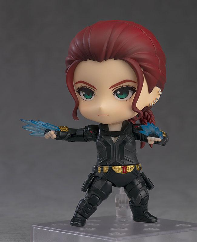 ねんどろいど『ブラックウィドウ Black Widow Ver. DX』デフォルメ可動フィギュア-007