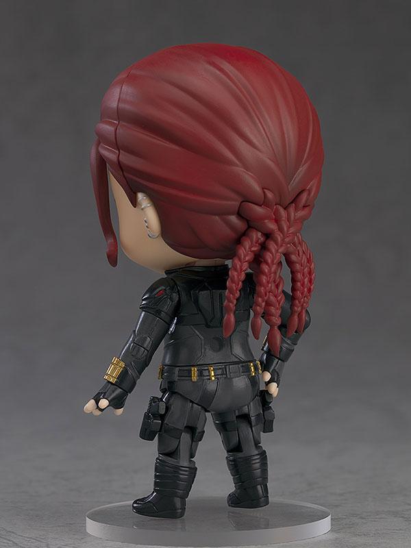 ねんどろいど『ブラックウィドウ Black Widow Ver. DX』デフォルメ可動フィギュア-008