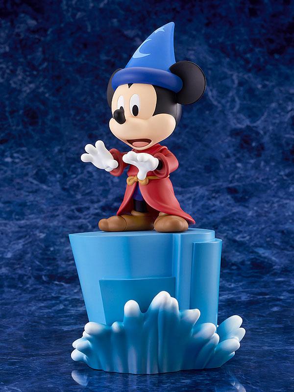 ねんどろいど『ミッキーマウス Fantasia Ver.』ファンタジア デフォルメ可動フィギュア-003
