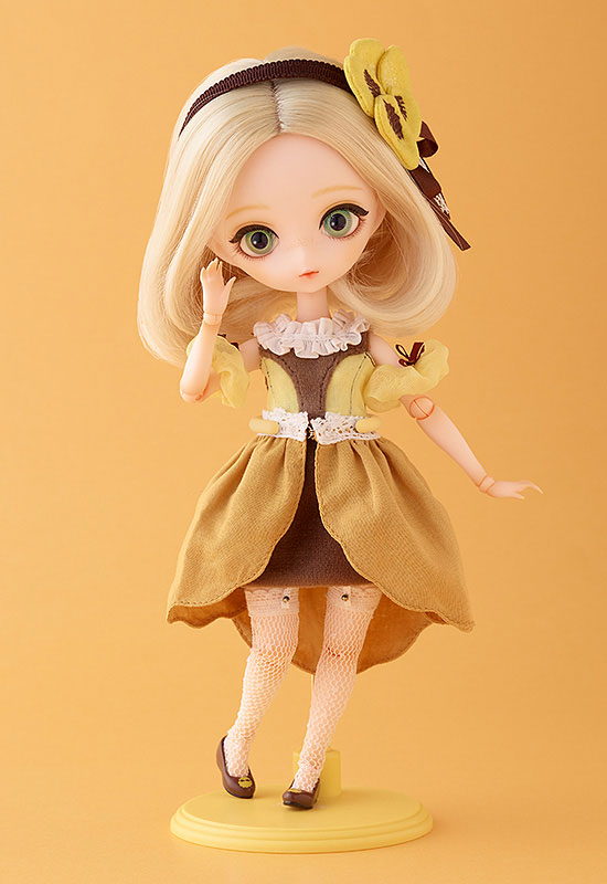 【限定販売】Harmonia bloom『パンジー』ハルモニアブルーム 完成品ドール-001
