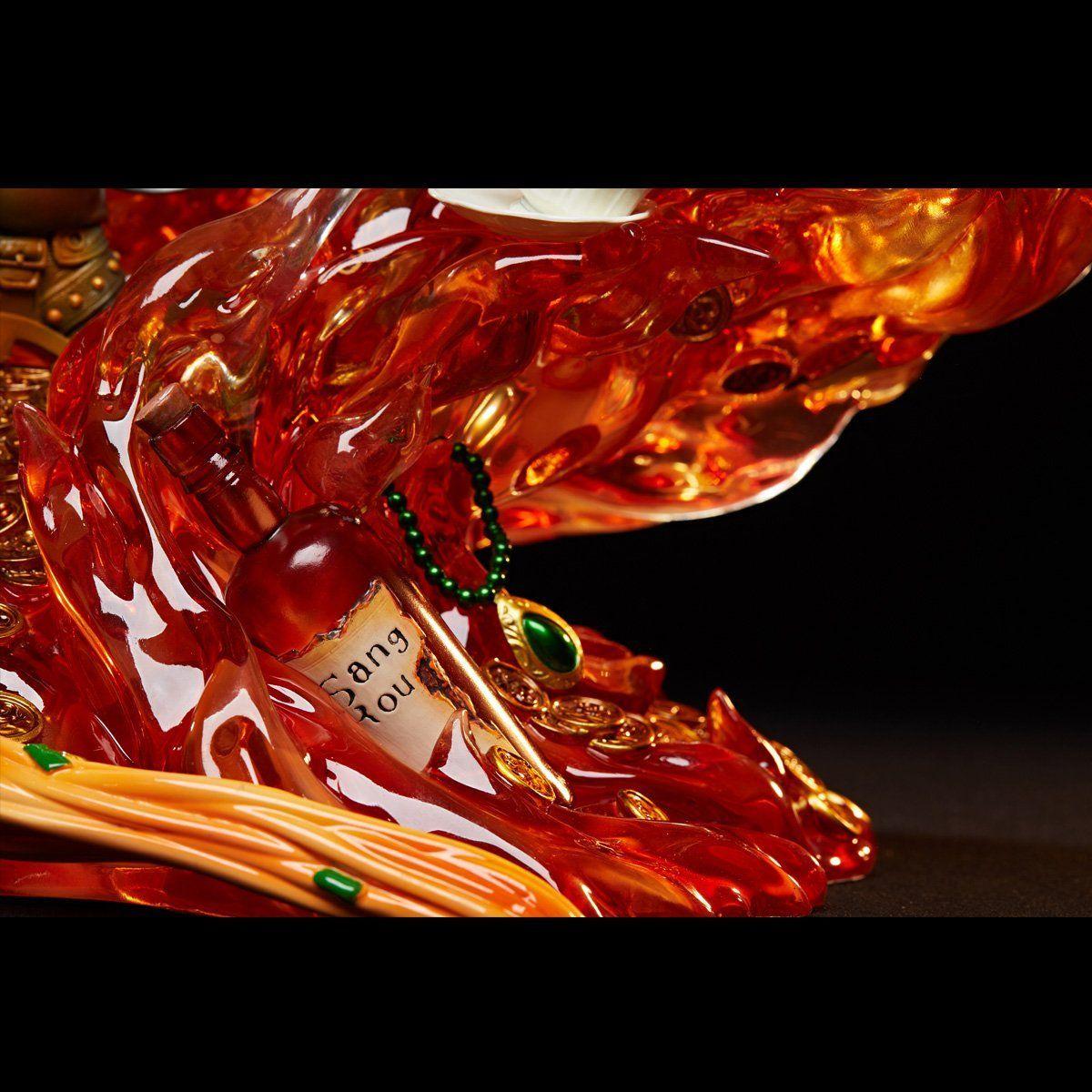 【限定販売】ワンピース ログコレクション 大型スタチューシリーズ『サンジ』完成品フィギュア-005