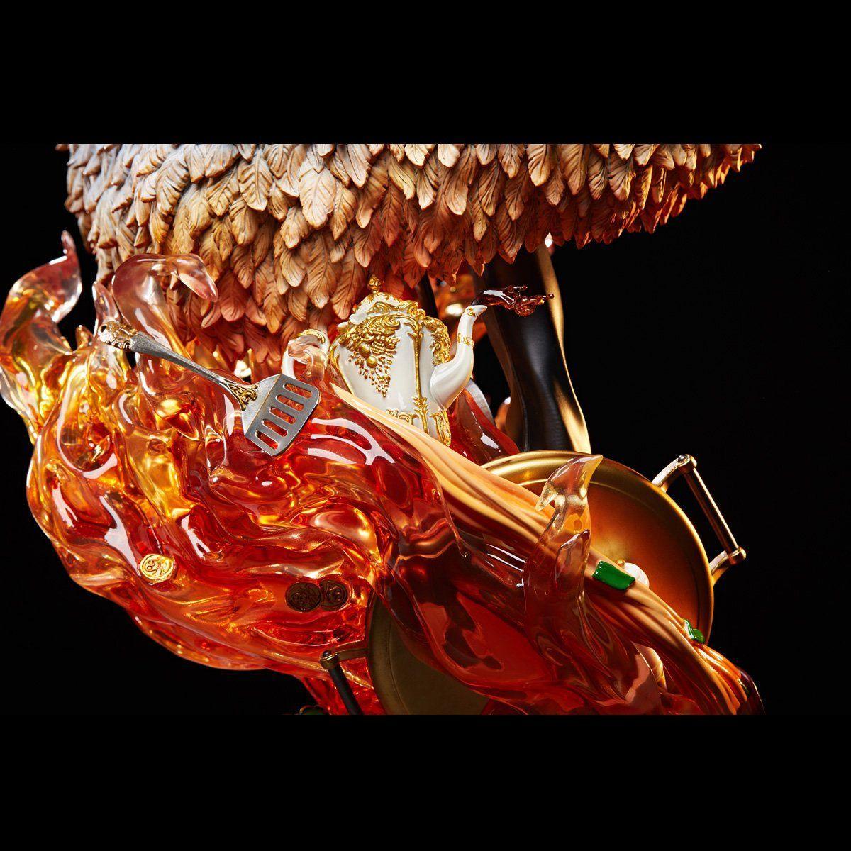 【限定販売】ワンピース ログコレクション 大型スタチューシリーズ『サンジ』完成品フィギュア-007