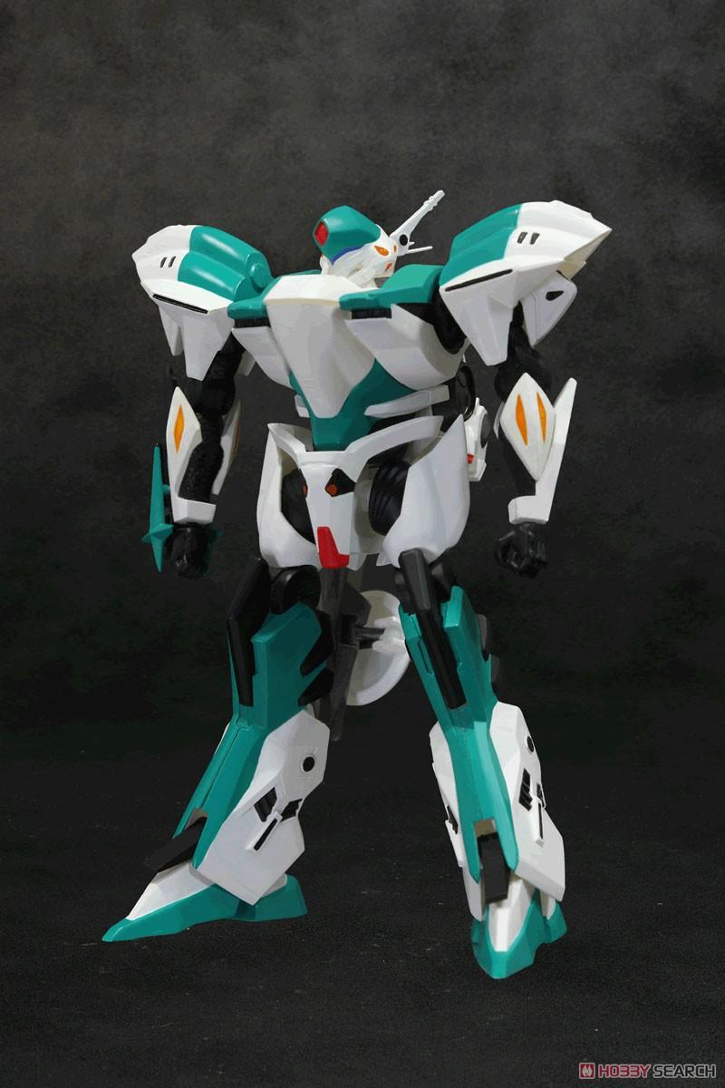 HAFM『ソルテッカマン バルザック機』宇宙の騎士テッカマンブレード 可動フィギュア-002