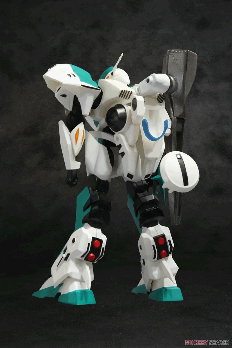 HAFM『ソルテッカマン バルザック機』宇宙の騎士テッカマンブレード 可動フィギュア-003