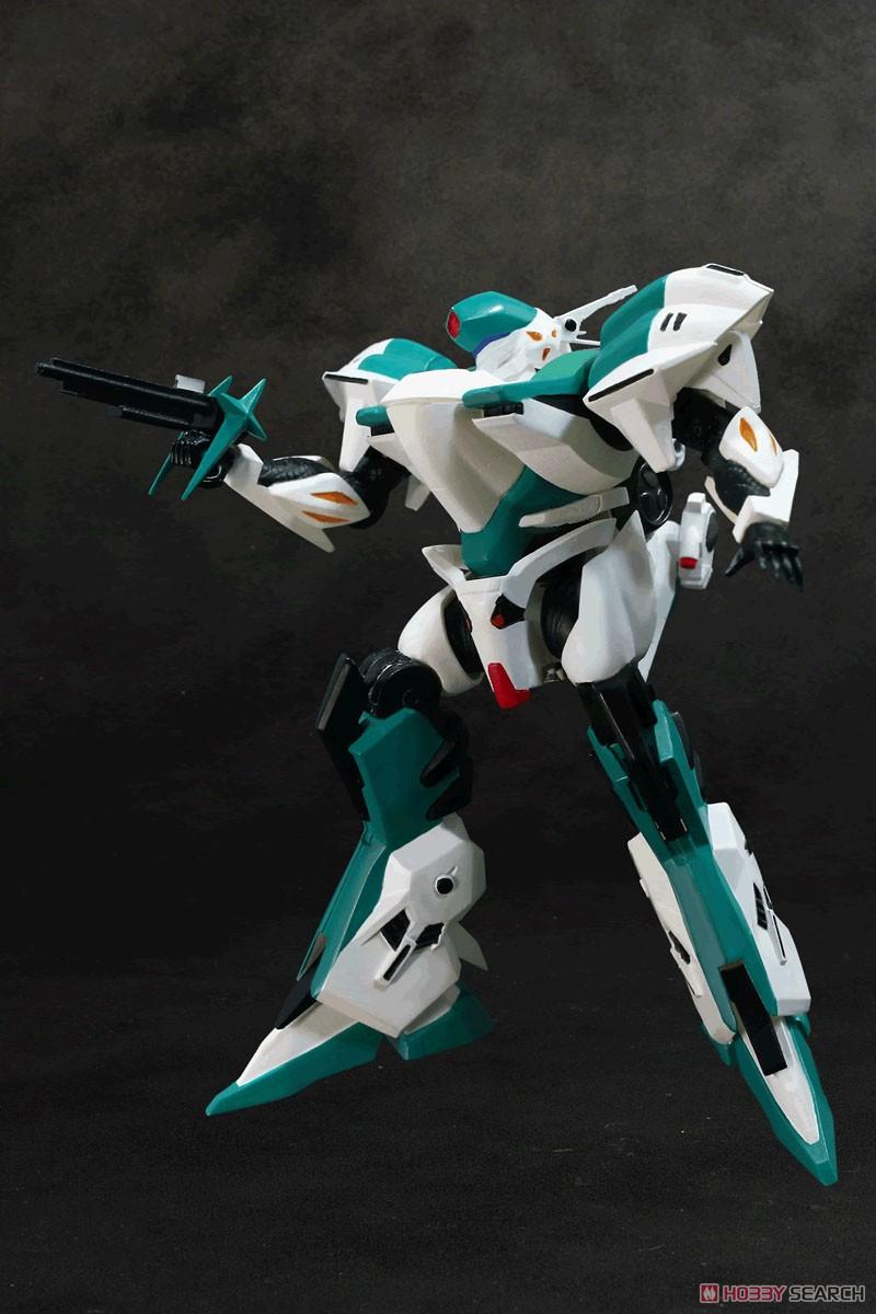 HAFM『ソルテッカマン バルザック機』宇宙の騎士テッカマンブレード 可動フィギュア-004