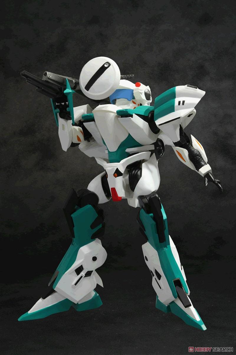 HAFM『ソルテッカマン バルザック機』宇宙の騎士テッカマンブレード 可動フィギュア-005