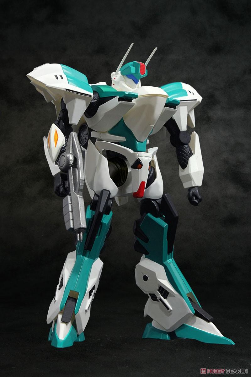 HAFM『ソルテッカマン改』宇宙の騎士テッカマンブレード 可動フィギュア-001