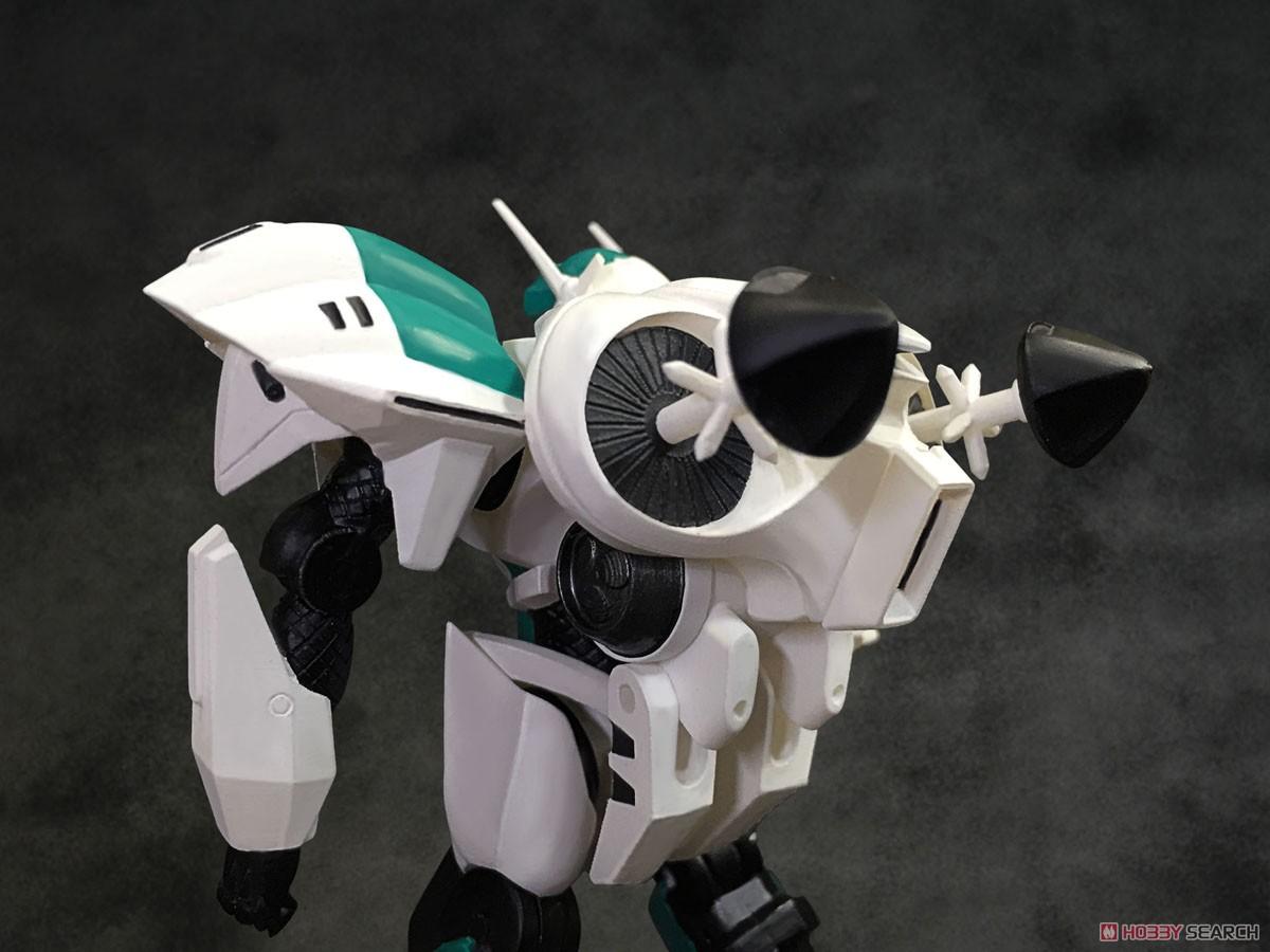 HAFM『ソルテッカマン改』宇宙の騎士テッカマンブレード 可動フィギュア-006