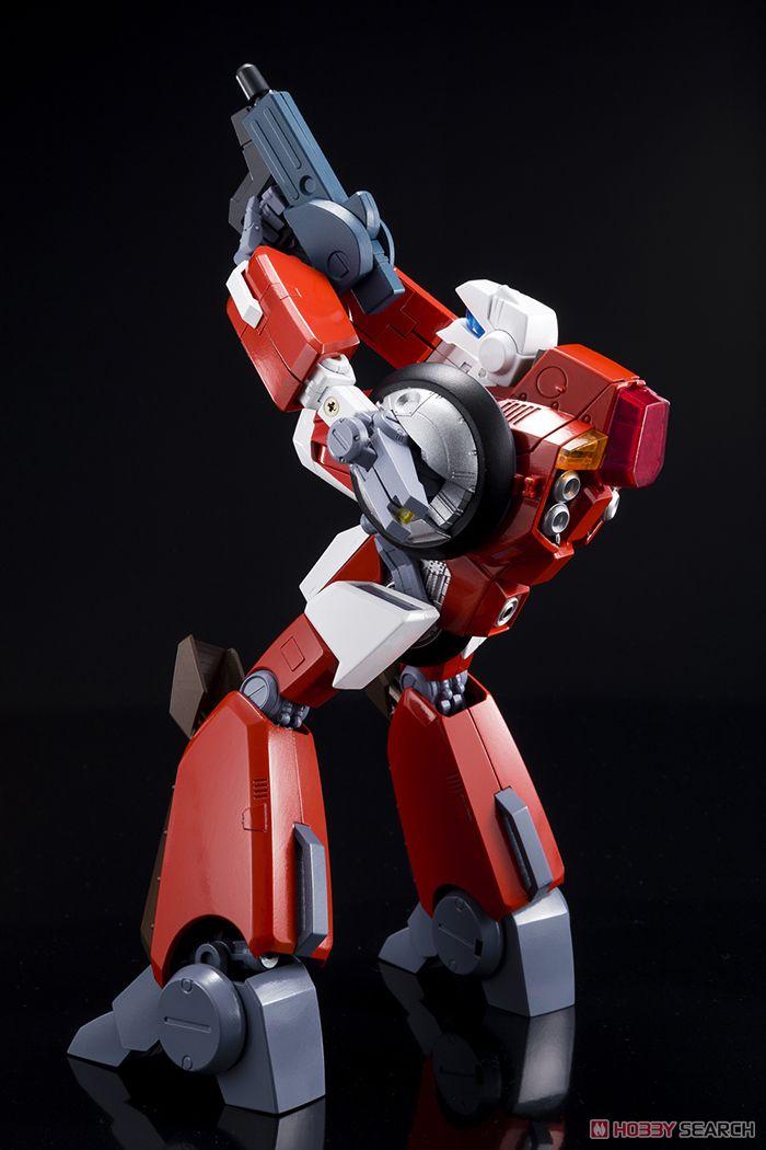 【再販】メガゾーン23『ガーランド』1/24 可変可動フィギュア-006