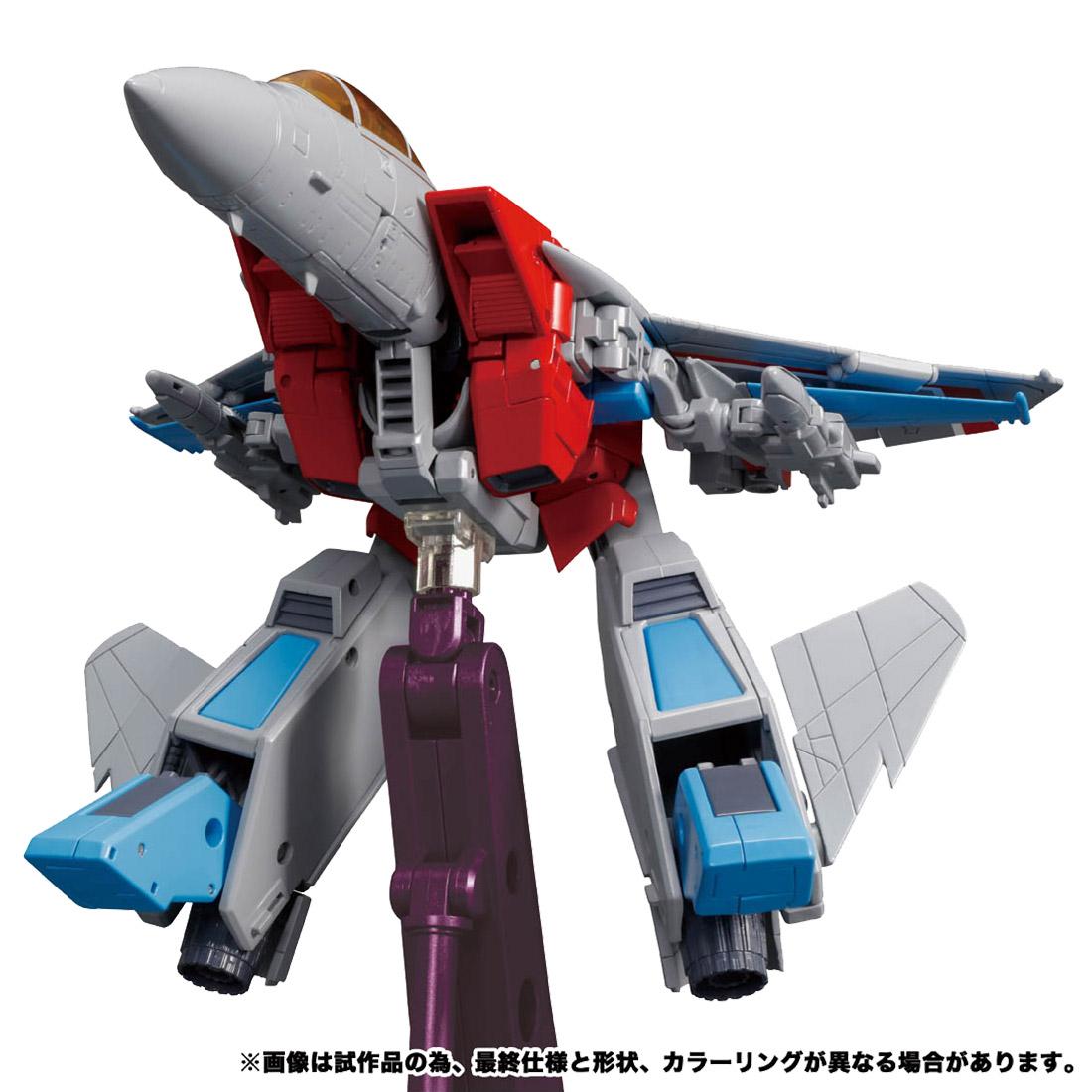 マスターピース『MP-52 スタースクリームVer.2.0』トランスフォーマー 可変可動フィギュア-006